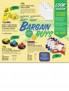 Bargin Buys Flyer